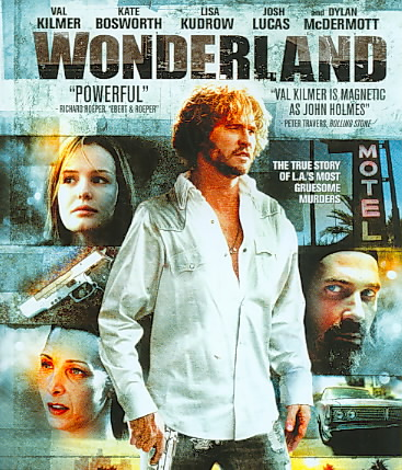 WONDERLAND BY BOSWORTH,KATE (Blu-Ray)