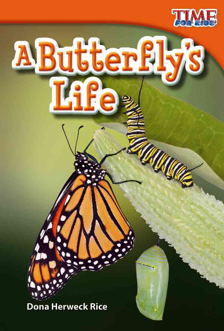 A Butterfly's Life By Herweck Rice, Dona
